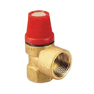 HERZ Pojistný ventil DN 15, PN 3 BAR, 1261201