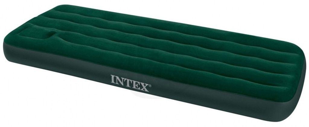 INTEX Junior Twin Downy Bed nafukovací postel s pumpou, 191 x 76 x 22 cm, 66950