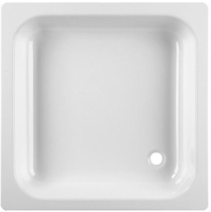 Jika SOFIA vanička 90x90 bílá hladký povrch 2.1409.0.000.000.1