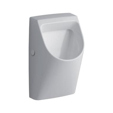 KERAMAG Renova Nr. 1 Plan pisoár s automatickým splachovačem Flushcontrol 1000 235106
