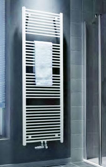 Kermi B20-S M koupelnový radiátor 1174 x 390 mm, rovný, bílá LS01M1200402XXK