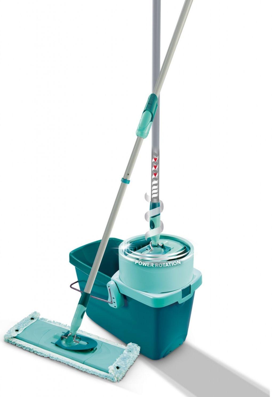 LEIFHEIT Rotační mop sada TWIST system new 42 cm 52015
