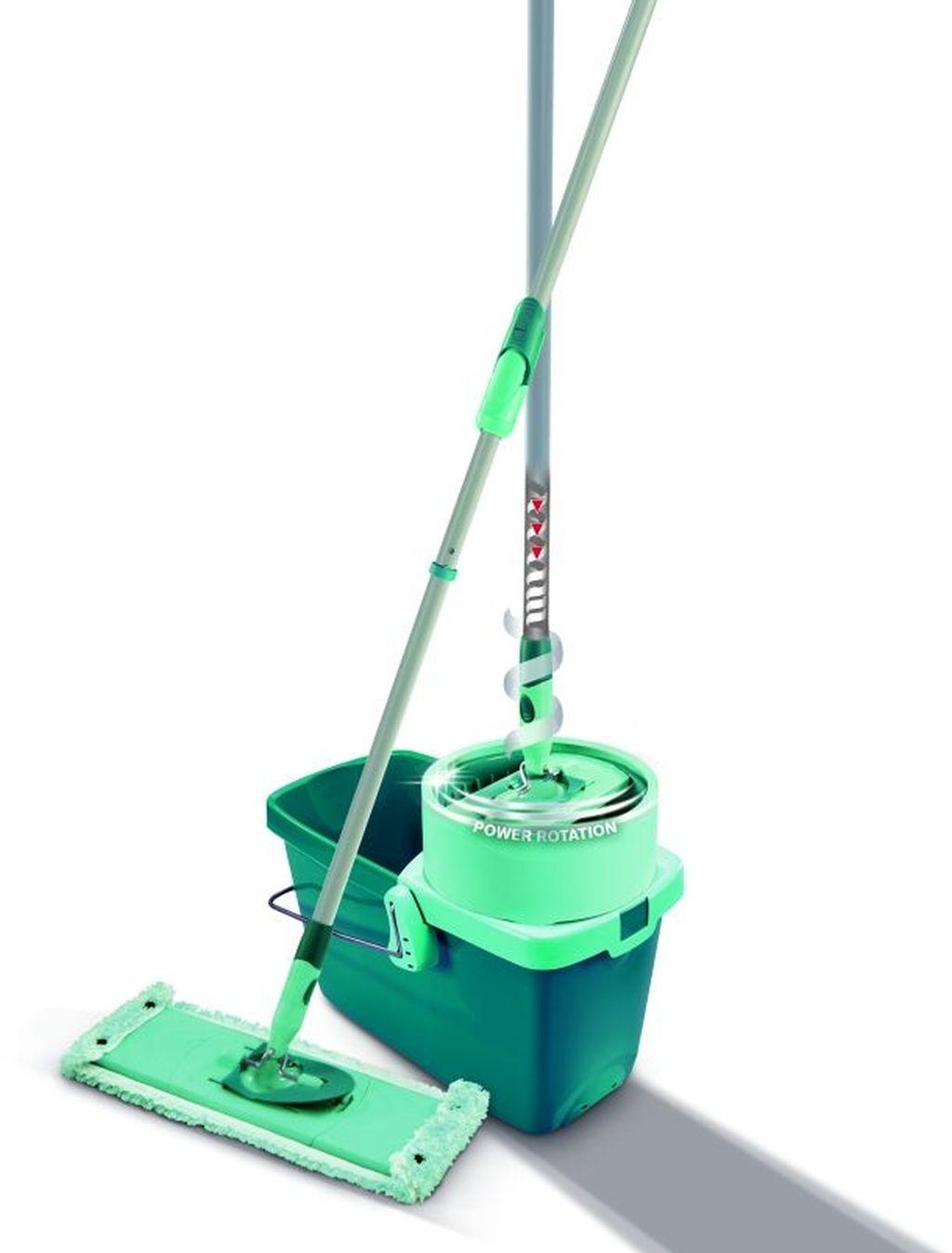 LEIFHEIT Rotační mop sada TWIST system new 33 cm 52014