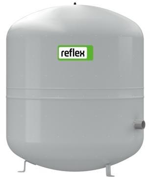 Reflex topná expanzní nádoba NG 80/6 šedá 8001211