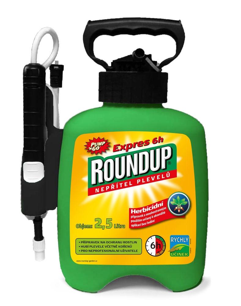Roundup Express 6H 2,5l pump n Go 11887101