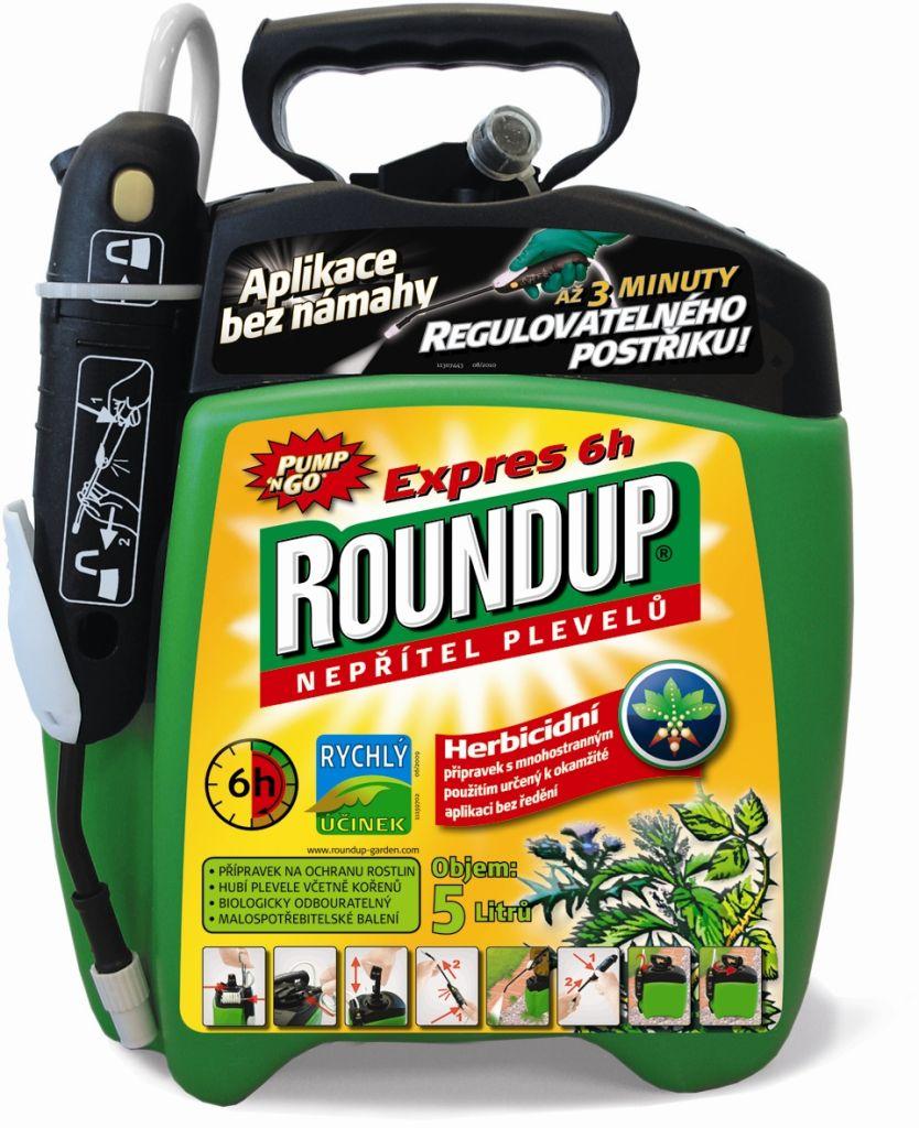ROUNDUP Expres 6H l PUMP & GO 5L 1535102