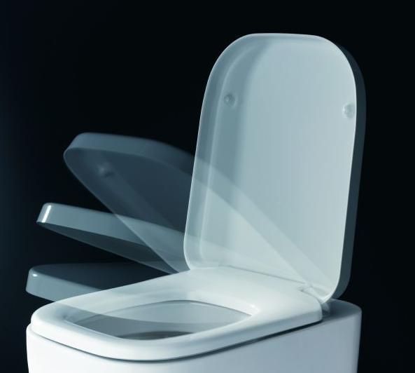 IDEAL Standard MIA klozetové sedátko s automatickým sklápěním J469701