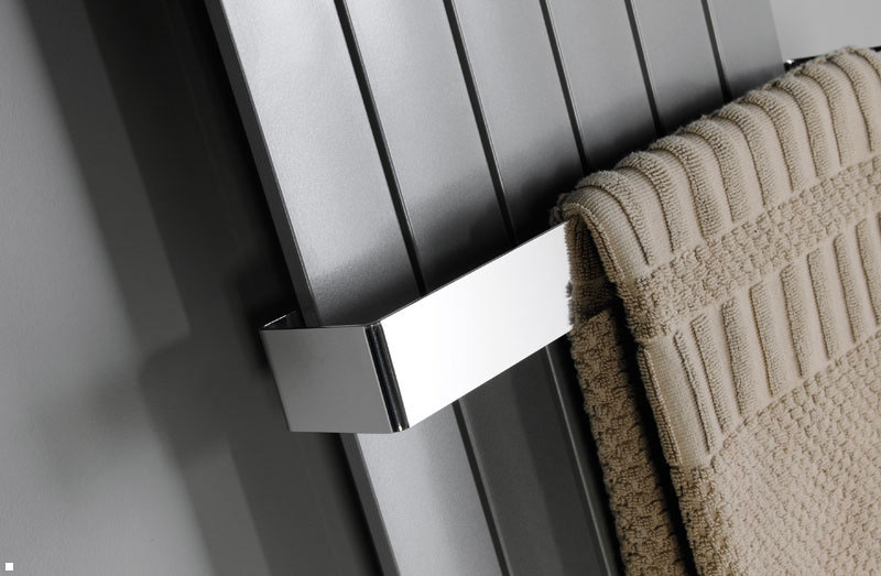 SAPHO COLONNA držák ručníků, broušená nerez IRPA16