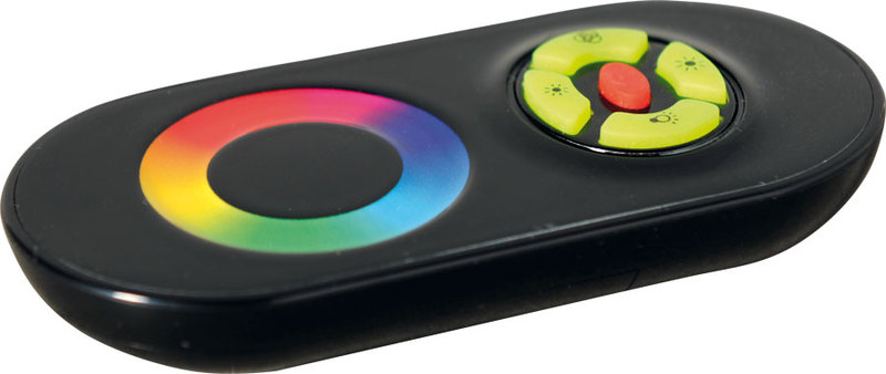 SAPHO Řídící jednotka RGB s dotykovým dálkovým ovladačem RGB15