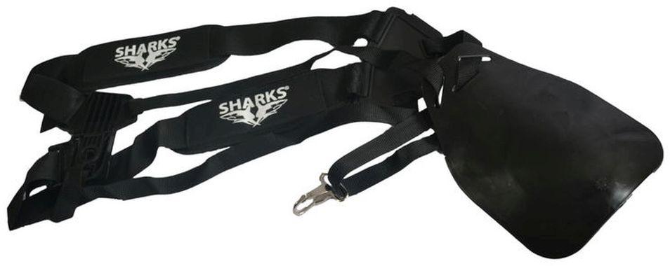 SHARKS Zádový popruh dvouramenný pro křovinořezy BSP-014C