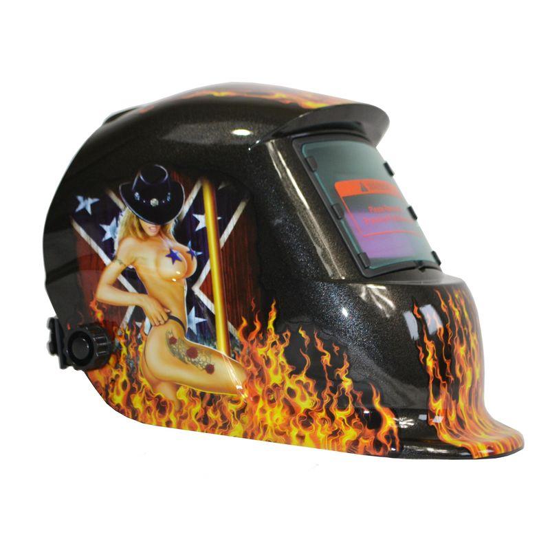 SHARKS Hot Svářecí kukla samostmívací SHK453