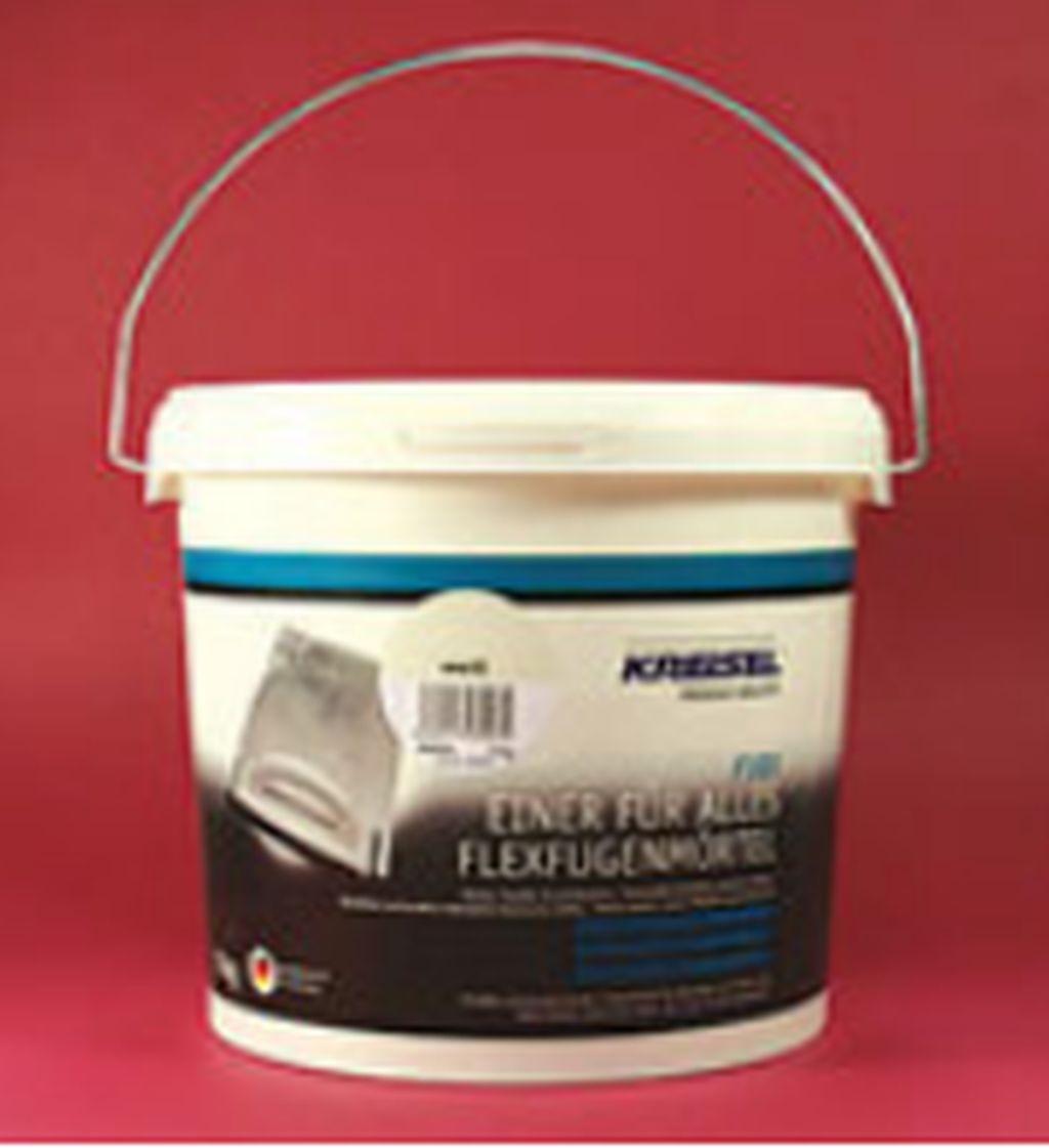 KREISEL Flexibilní spárovací hmota 5kg, šedá