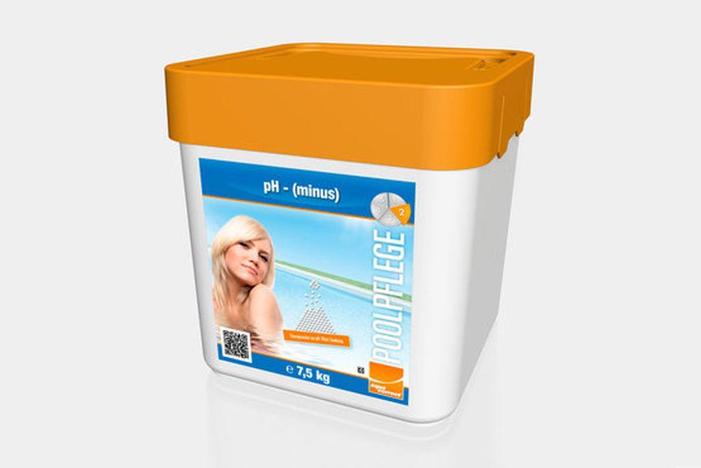 Granulát pro snížení množství pH (mínus) 7,5kg 0753005TD00