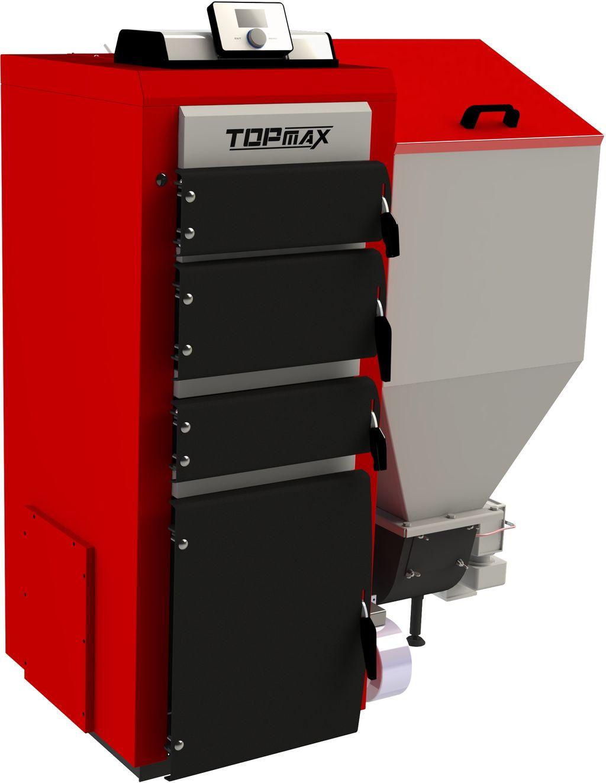 TOPmax EKO BIO 15 Automatický kotel na pelety TOP446-15-100