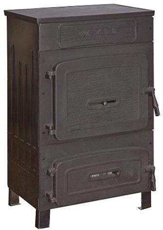 WAMSLER OF 604 Kamino Classic krbová kamna, černá W20001096110