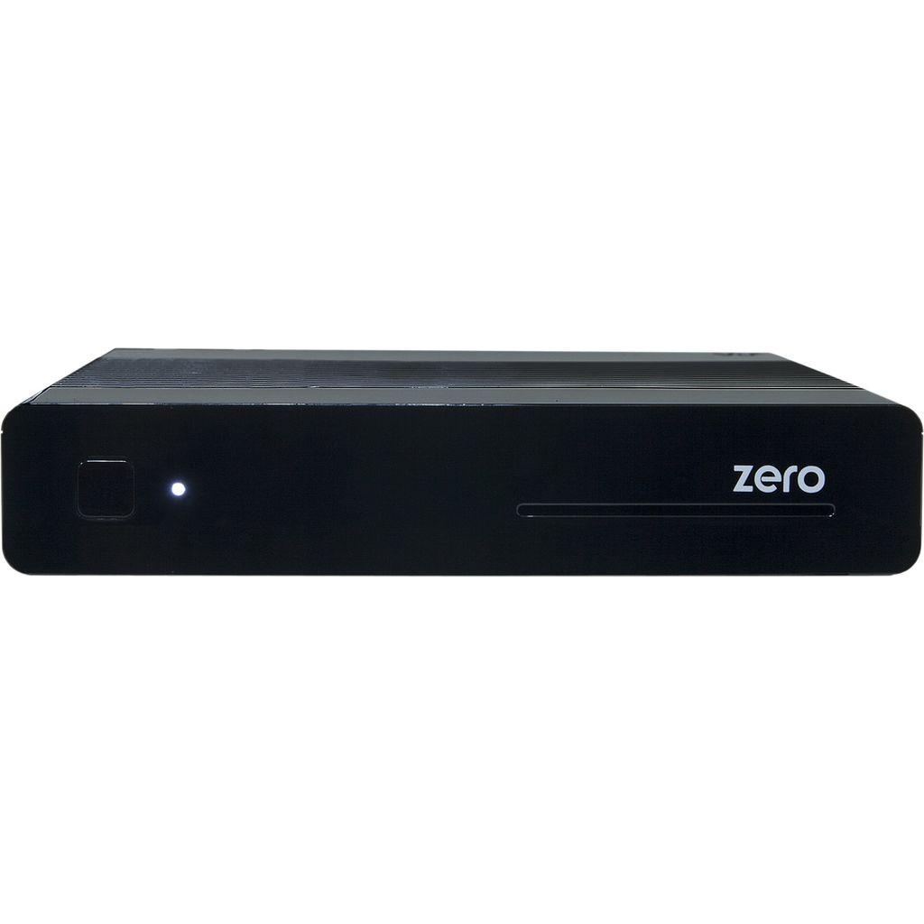 VU+ ZERO Black satelitní přijímač 35048029